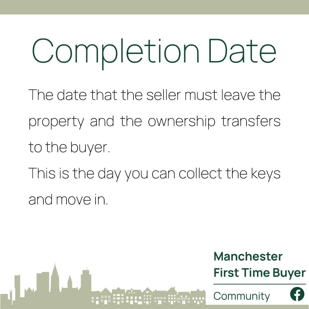First Time Buyer Dictionary